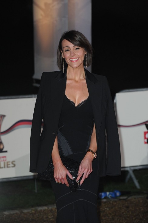 Suranne Jones At The Sun Military Awards At National Maritime Museum In London