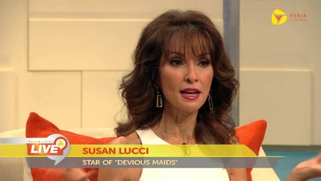 Susan Lucci Shared Picture