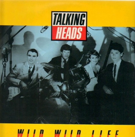 Talking Heads Wild Wild Life Discography