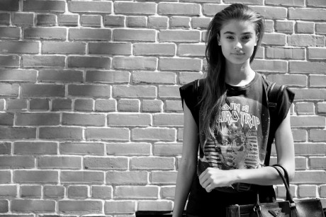 Mode Taylor Marie Hill Street Style Nyfw