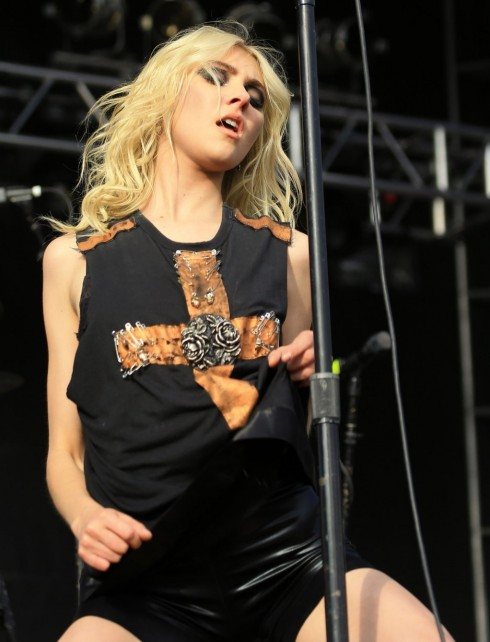 Taylor Momsen Rock On The Range In Ohio