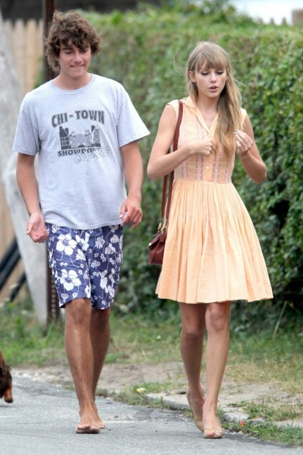 Excl Taylor Swift Conor Kennedy