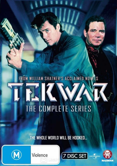 Tekwar The Complete Series Movie