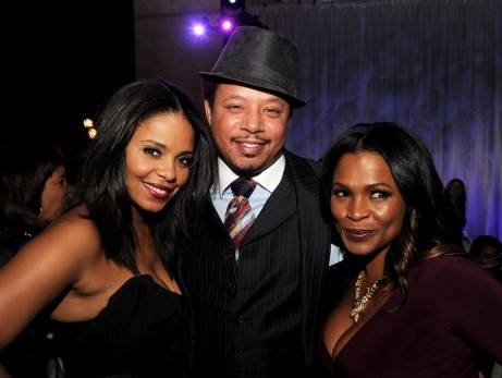 Tbmh Premiere Afterparty Sanaa Lathan Terrence Howard Nia Long Wife