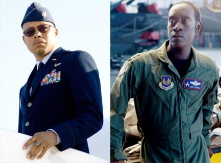Terrence Howard Don Cheadle Lt James Rhodes Movies