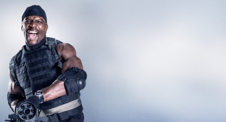 Expendables Terry Crews Young