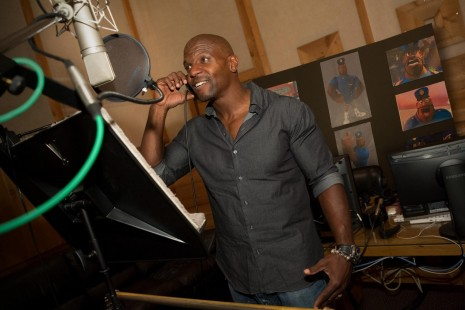 Terry Crews In Cloudy With Chance Of Meatballs Large Picture