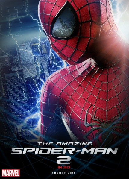 The Amazing Spider Man New Poster Spider Man Poster