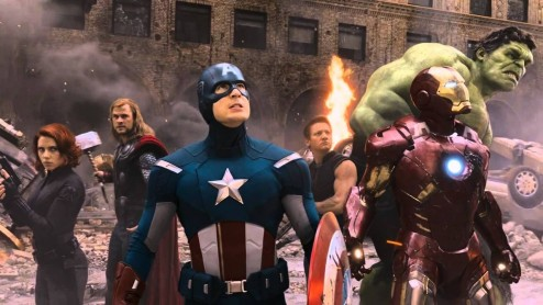 The Avengers Shared Picture France