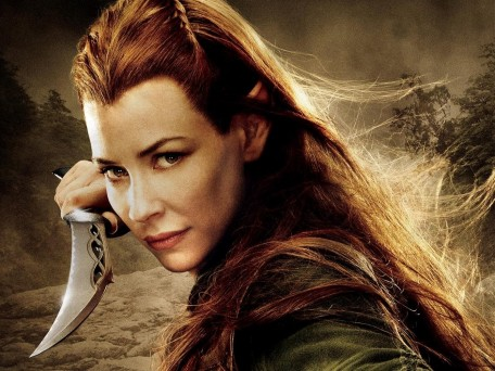 Evangeline Lilly The Hobbit The Desolation Of Smaug Normal