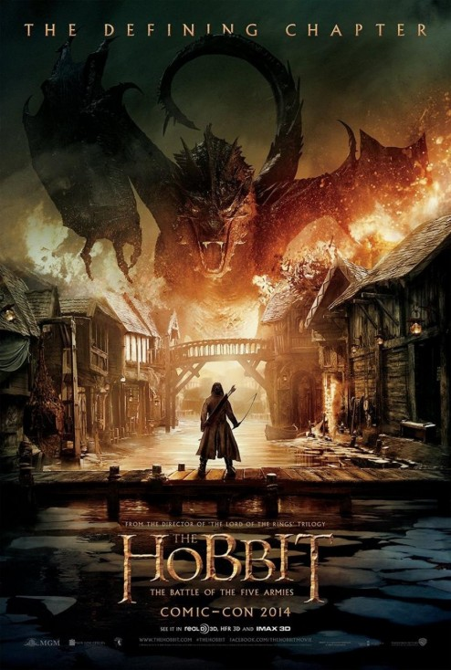 Hr The Hobbit The Battle Of The Five Armies Movie