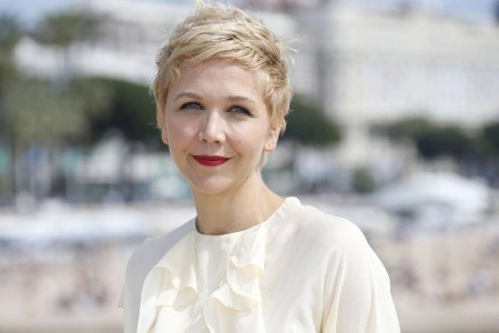 Maggie Gyllenhaal At The Honourable Woman Photocall