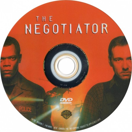 The Negotiator Collectors Edition Cd Wwwgetcoversnet Movie
