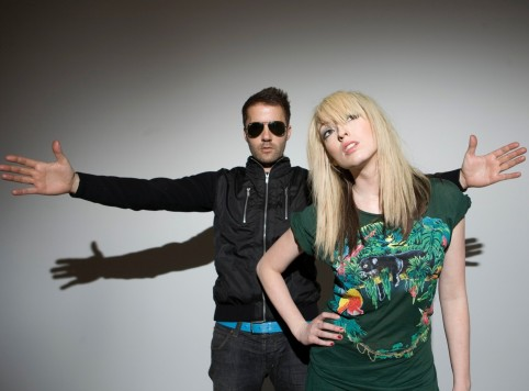 The Ting Tings Katie White No Makeup
