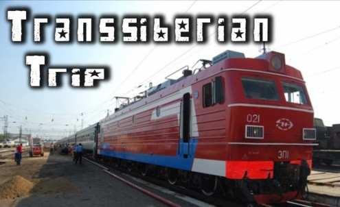 The Trans-siberian Express Shared Photo