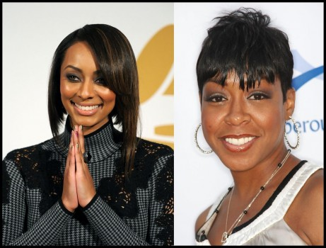 Keri Hilson Inverted Bob Tichina Arnold Short Cut With Bangs