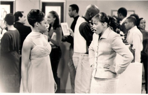Publicity Photo Martin Tichina Arnold Tisha Campbell Shocked At Formal Martin