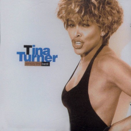 Tina Turner Simply The Best Frontal