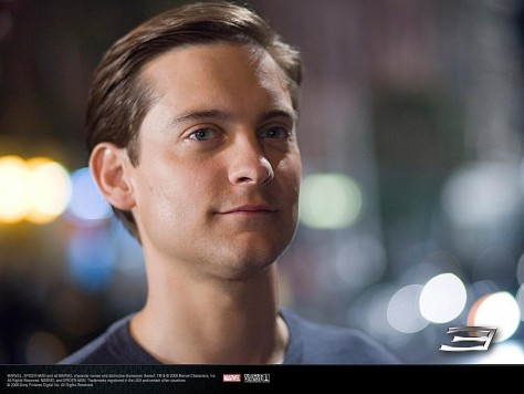Tobey Maguire In Spider Man Funny Wallpaper Crying