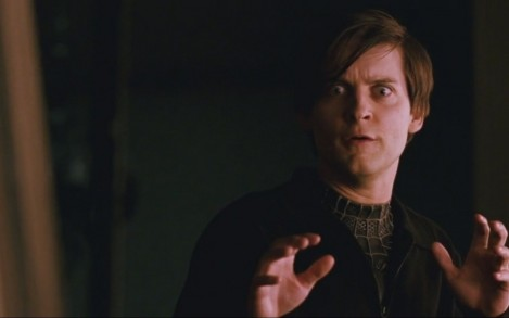 Tobey Maguire In Spider Man Wallpaper Movies