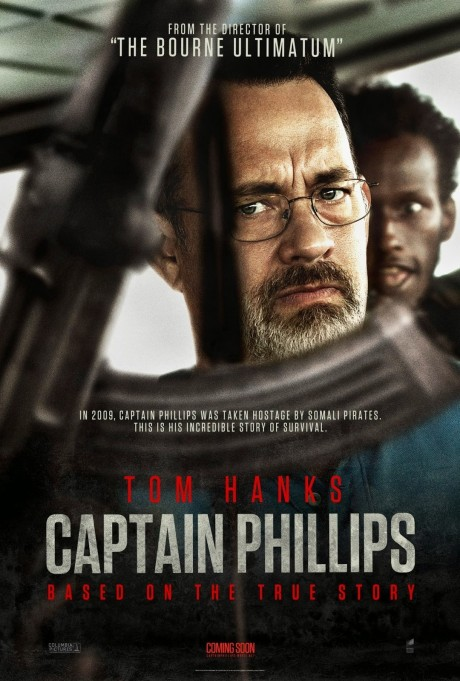 Captain Phillips Official Movie Poster Tom Hanks Movies