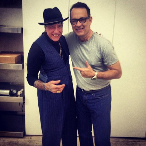 Michele Savoia Tom Hanks Body