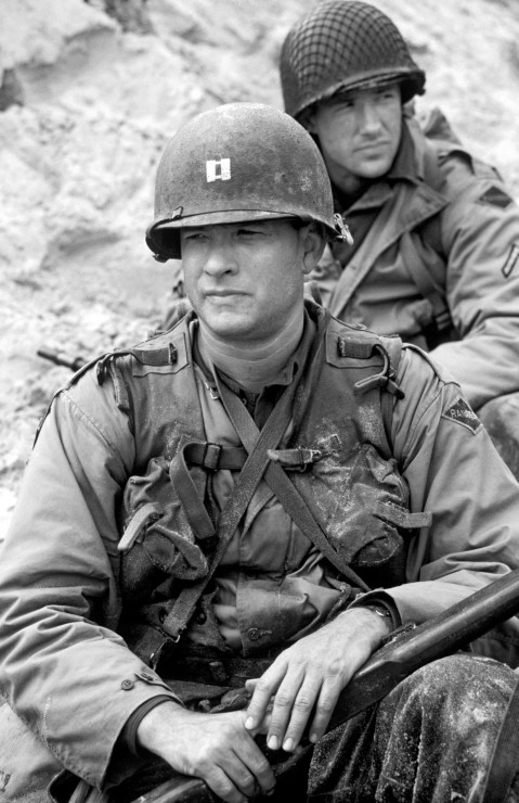 Still Of Tom Hanks And Edward Burns In Saving Private Ryan Large Picture Saving Private Ryan