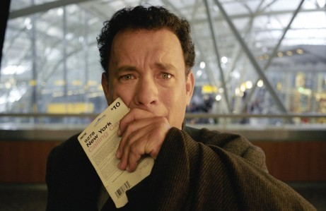 Still Of Tom Hanks In The Terminal Large Picture