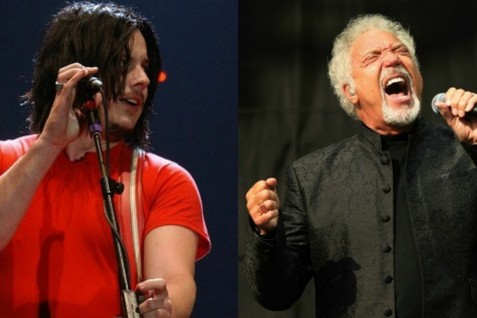 Tom Jones Has Said He Wants To Record Full Album With Jack White Image The Voice