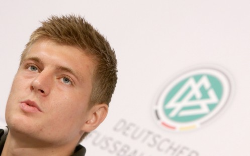 Germany Midfielder Toni Kroos Could Miss The Euro Qualifier