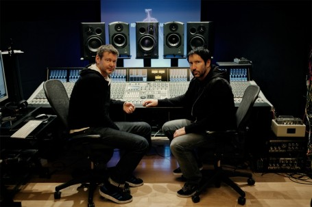 Duality Se Trent Reznor And Alan Moulder Large Music