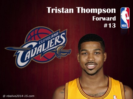 Tristan Thompson Cleveland Cavaliers Player