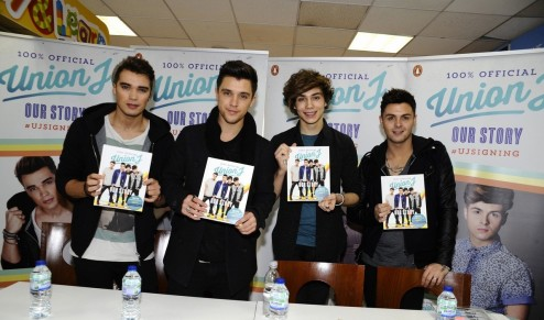 Union J Cardiff Signing New Single Announcement Hot