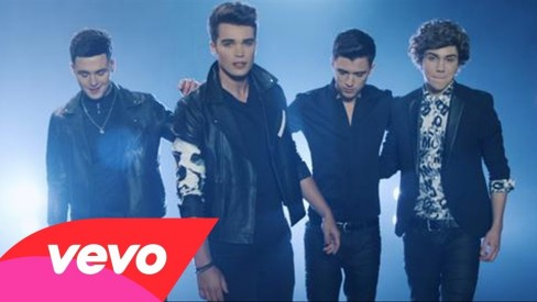 Union J Shared Picture