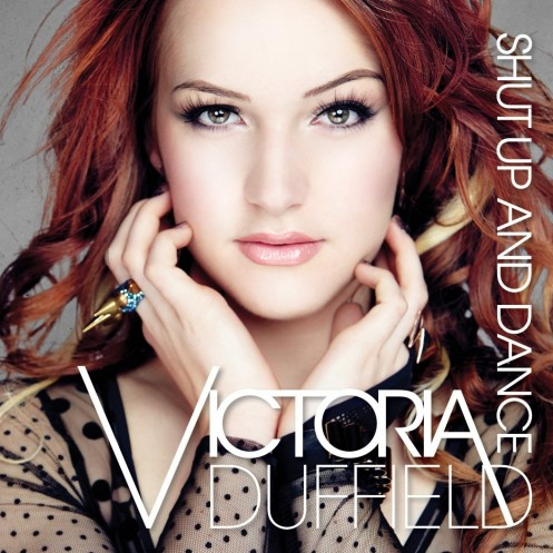 Victoria Duffield Shut Up And Dance Album Cover Music