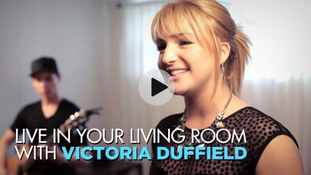 Victoria Duffield Thumbnail Play Button