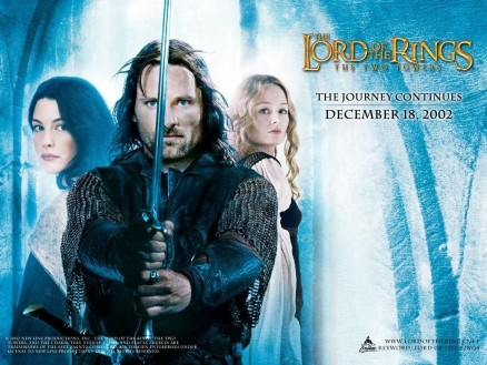 Viggo Mortensen In The Lord Of The Rings The Two Towers Viggo Mortensen Son