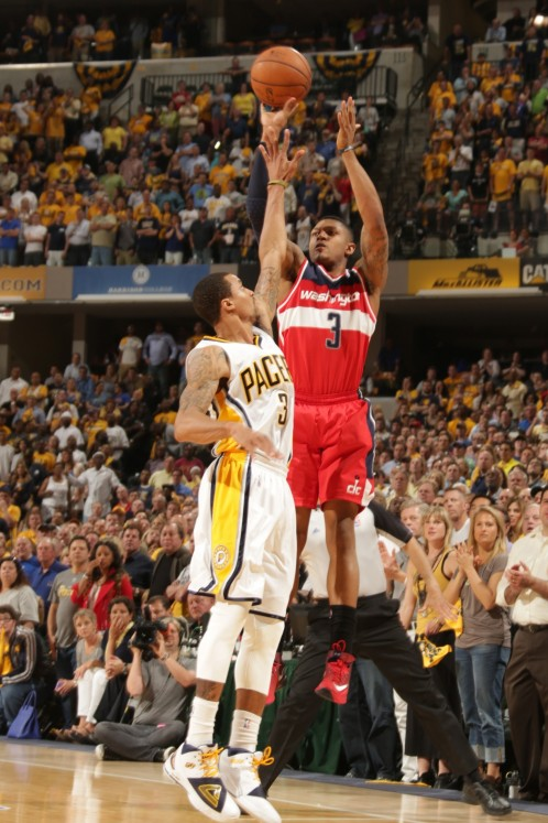 Washington Wizards Indiana Pacers Game Two