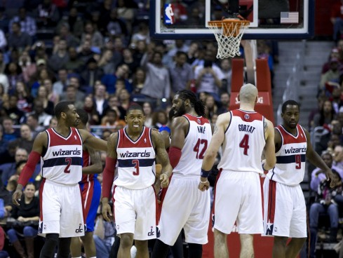 Washington Wizards Usable Roster