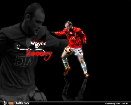 Wayne Rooney Manchester United Wallpapers Free Download