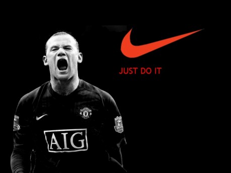 Wayne Rooney Nike Wallpaper Wallpaper