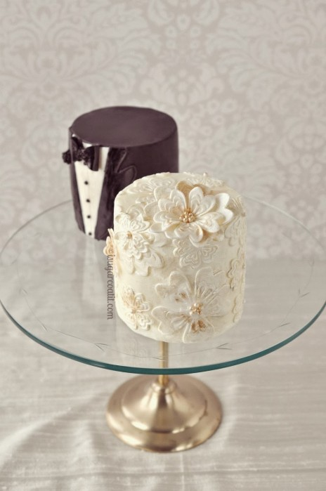 Small Novelty Wedding Cake Designs Cake