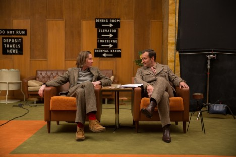 Grand Budapest Hotel Wes Anderson And Jude Law Fashion