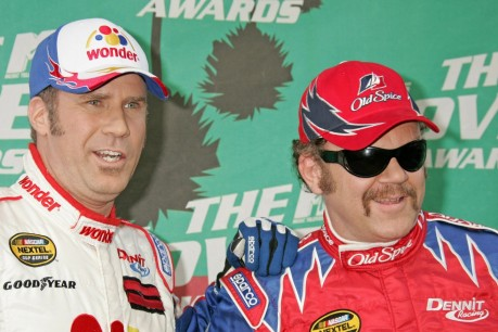 Will Ferrell And John Reilly Talladega Nights Fashion