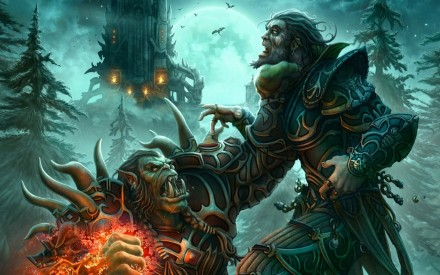 World Of Warcraft Wallpaper Orc