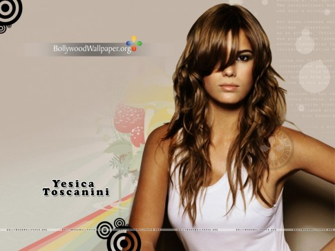 Yesica Toscanini Wallpaper Model