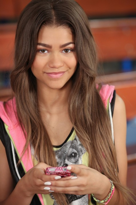 Zendaya Courtesy Of Disney Channel Movies