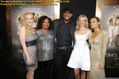 Wendi Mclendoncovey Cocoa Brown Tyler Perry Amy Smart Zulay Henao Tv