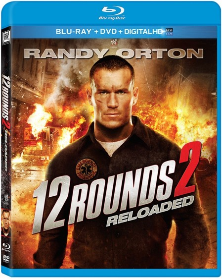Rounds Reloaded Movie Blu Ray Cover Movie