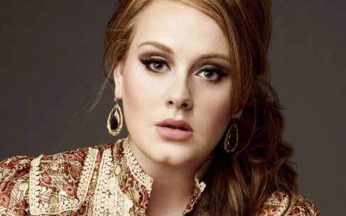 Adele Best New Artist Full Hd Wallpaper Wallpaper